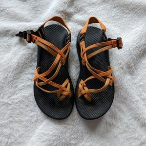 Ladies Chaco ZX 2 sandels size 10